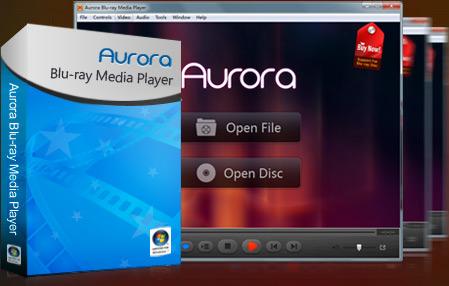 Aurora Blu-ray Media Player – 蓝光播放软件[Windows][.95→0]