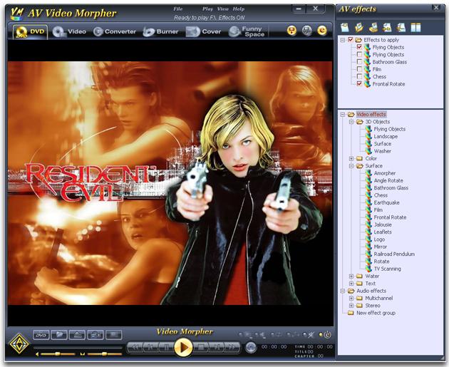 AV Video Morpher – 一站式视频工具[Windows][.95→0]