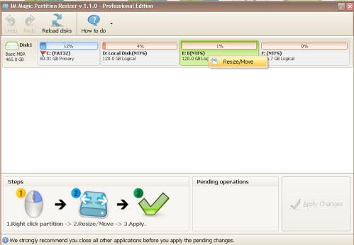 IM-Magic Partition Resizer Pro – 分区空间调整软件[Windows][$39.99→0]