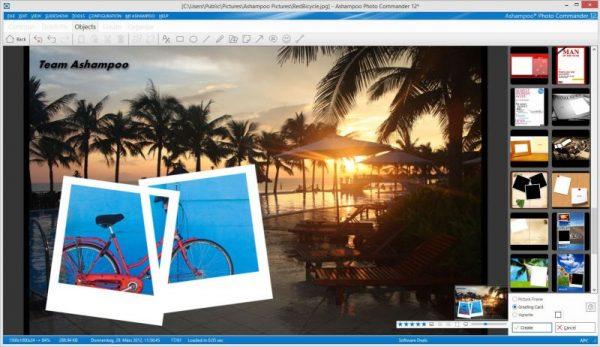 Ashampoo Photo Commander 12 – 图片管理编辑软件[Windows][$39.99→0]