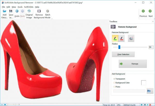 Photo Background Remover – 照片背景去除工具[Windows][.99→0]