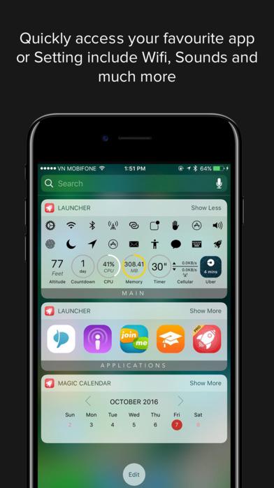 Magic Launcher Pro – 魔法启动器[iOS][¥18→0]