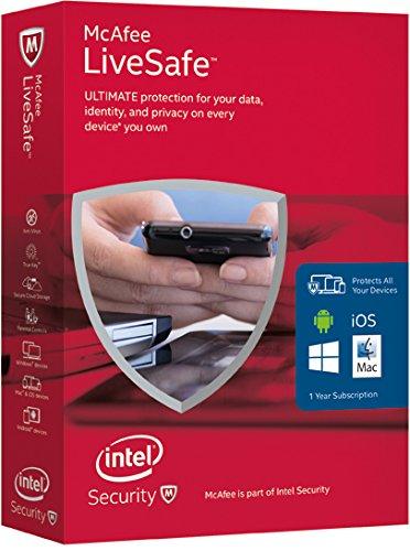 免费获取一年 McAfee LiveSafe 授权[PC、Mac、Mobile][.99→0]