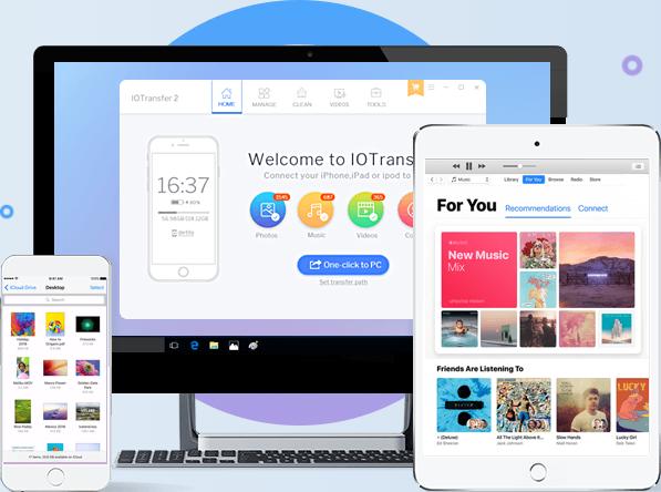 IOTransfer — iOS 设备数据管理[PC][限免]