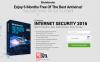 免费获取半年 Bitdefender Internet Security 2016