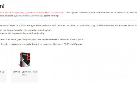 免费获取一年 VMware Workstation 12 和 VMware Fusion 8 授权[Linux、Mac、PC]