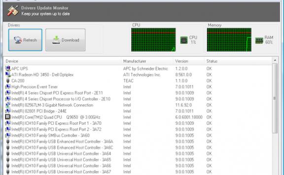 DUMo – 驱动监测更新工具[Windows][$14.99→0]