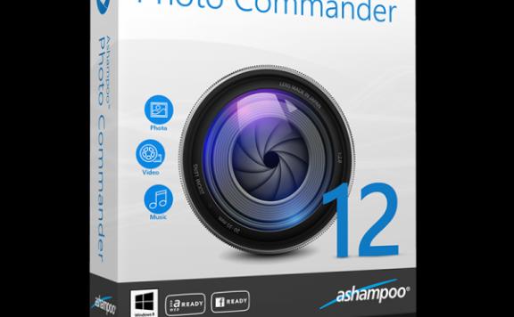 Ashampoo® Photo Commander 12 — 阿香婆图片管理终生许可证[Windows][$59.99→0]