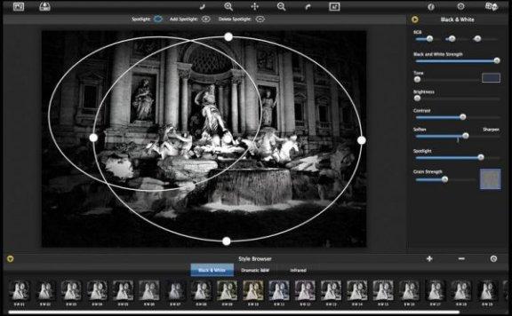 Dramatic Black & White – 使你的照片变成黑白怀旧照[Windows][$12.99→0]