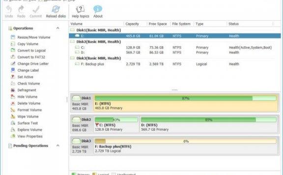 Macrorit Disk Partition Expert Pro – 磁盘分区管理软件[Windows][$29.95→0]