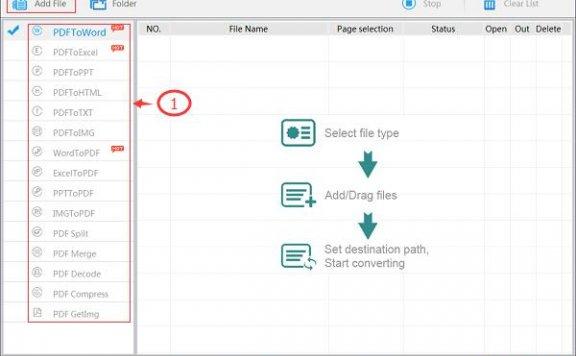 iCareAll PDF Converter — PDF格式转换工具[PC][$39.99→0]