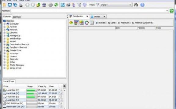 DiskFerret – 磁盘空间分析管理工具[Windows][$25→0]