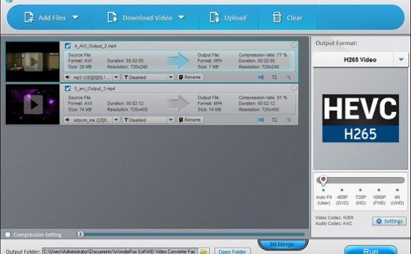 Wonderfox HD Video Converter Factory Pro – 高清视频转换软件[Windows][$29.95→0]