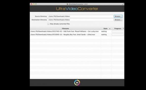 UltraVideoConverter – 批量对目录视频进行转换[macOS][¥12→0]