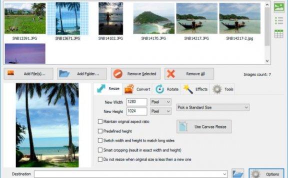 Batch Picture Resizer – 图片大小批量修改[Windows][$39.99→0]
