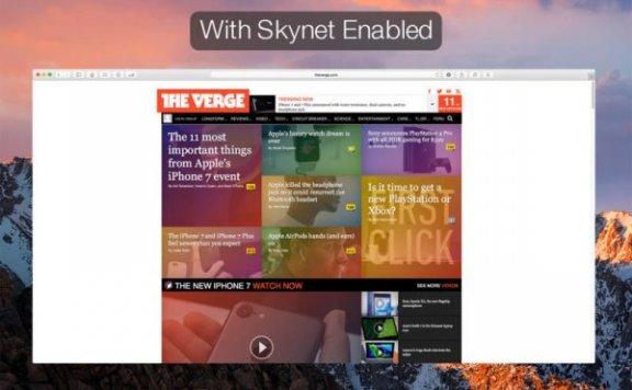 Skynet : Ad Blocker for Safari – Safari 广告拦截工具[Mac][¥6→0]