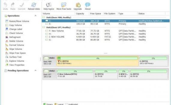 Macrorit Disk Partition Expert Pro – 磁盘分区管理[PC][$18.95→0]