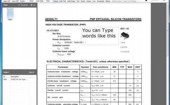 Win PDF Editor – PDF编辑器[PC][$29.95→0]