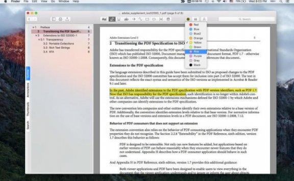 PDF Reader Air – PDF 文档阅读器[Mac][¥60→0]
