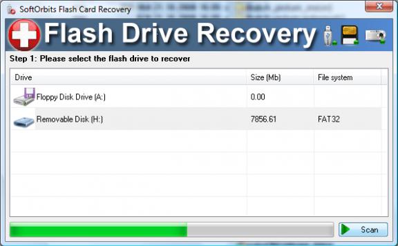 SoftOrbits Flash Drive Recovery — 数据恢复软件[PC][$29.99→0]