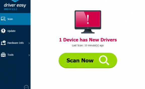 Driver Easy Pro — 驱动管理软件[PC][$29.95→0]