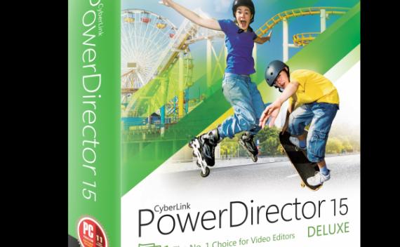 CyberLink PowerDirector 15 – 威力导演 15[PC][$49.99→0]