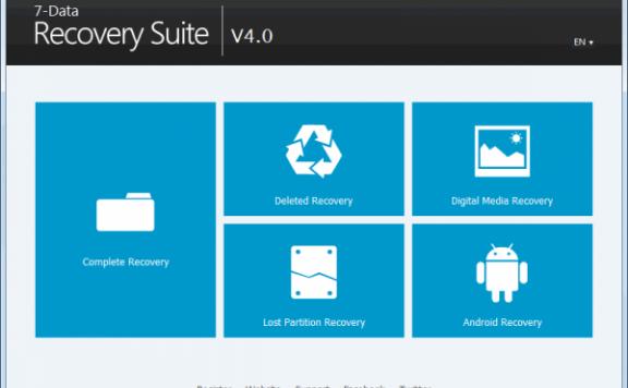 7-Data Recovery Suite 4 — 数据恢复软件[PC][$49.95→0]